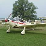 1 Klemm 107C D-EFOH Eutingen 2000