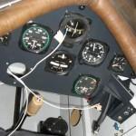 10 Klemm L25 BMW Cockpit