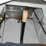 11 Klemm L25 BMW Cockpit II