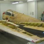 3 Klemm 107C Restaurierung 2010