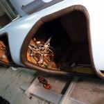 Cockpitumrandung