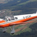 Klemm 107   D-ECIH im Flug 1200