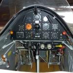 Klemm 35 D-EDEX 5 Cockpit