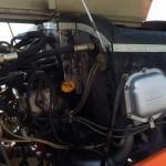 Klemm KL 107C ECIH 10 Motor