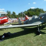 Klemm Flugzeuge -1 Hahnweide 2011
