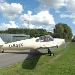 Klemm 107B D-EGIX 3