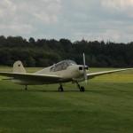 Klemm 107B D-EGIX 4