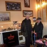Besuch bei Askania Rainer + Hans