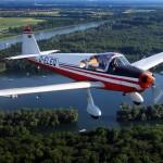 1 Klemm 107C D-ELEQ Flug