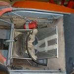 Klemm SK 15 116-5 Cckpit vorne