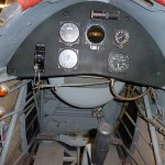 Klemm SK 15 116-6 Cckpit vorne