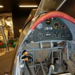 Klemm SK 15 116-7 Cockpit hinten