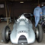 6 Goodwood Revival Silberpfeil Autounion