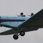Klemm L 25 Erstflug 2-3