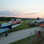 Hahnweide 8 Klemm Flugzeuge