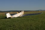 Klemm L20 Erstflug 1 01k