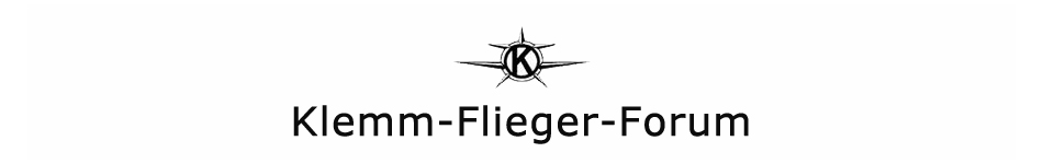 Klemm-Flieger-Forum